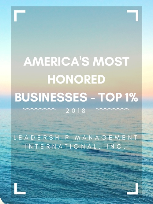 America's Most Honored Businesses - Top %1